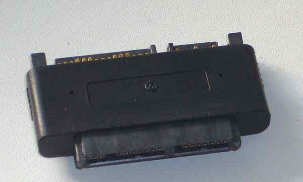 Адаптер Micro SATA (SATA-micro, microsata)