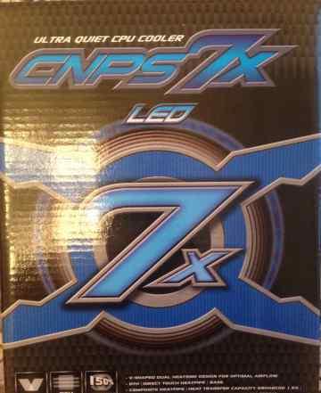 Кулер Zalman cnps7X LED