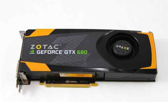Zotac gtx 680 2gb