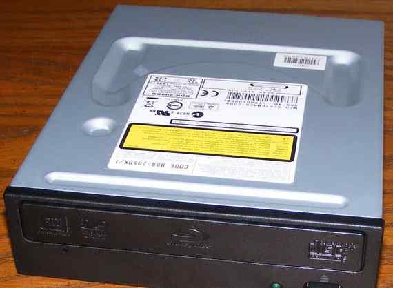 Blu-ray привод Pioneer BDR-205DBK
