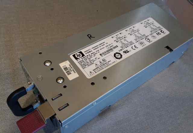 Блок питания 1000W для HP сервера