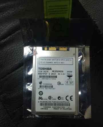 HDD microsata Toshiba 250Gb