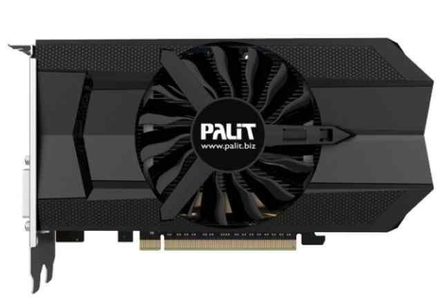 Palit GeForce GTX 660 980Mhz PCI-E 3.0 2048Mb 6008