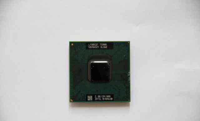 Intel Core2Duo Mobile T5800