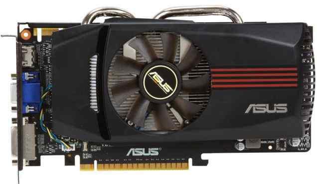 Asus GeForce GTX 550 Ti 900Mhz PCI-E 2.0 1024Mb