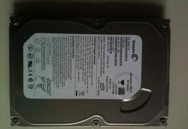 HDD 80Gb Seagate