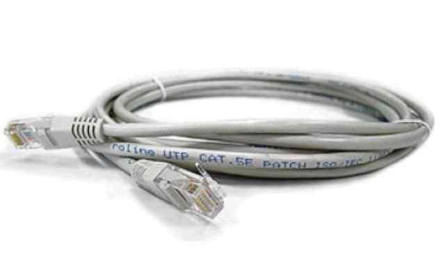 Интернет кабели (патч-корды Rj-45)