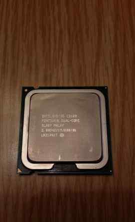 Процессор Intel Pentium Processor E2180