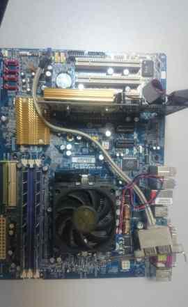 Gigabyte GA-K8NE / AMD sempron 2800+ / 2GB/ Video