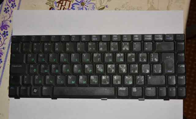 Клавиатура для ноутбука asus A8S