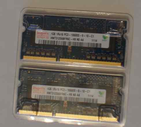 Модуль памяти Hynix 1 Gb