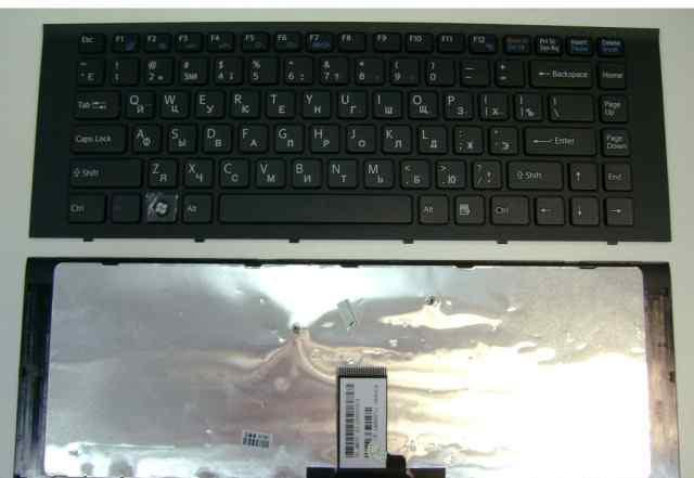 Sony vaio VPC-EG Клавиатура с рамкой