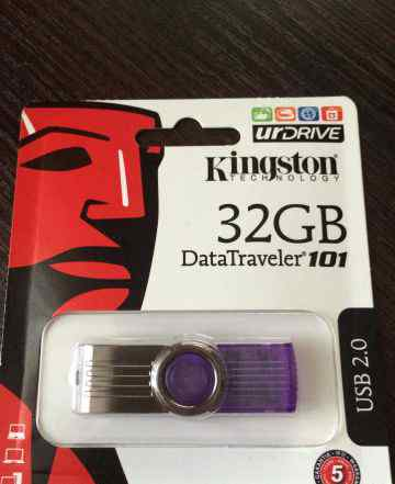 Флешка Kingston 32 gb