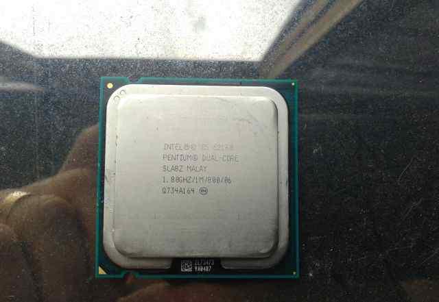 Intel Dual-Core E2160 1.80HZ/1m/800 socet775