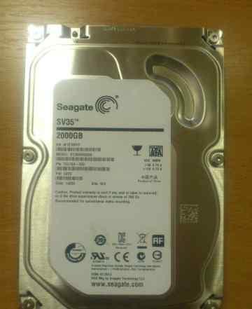 SATA 2TB Seagate ST2000VX000