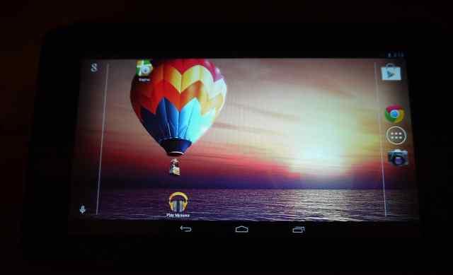 HP Slate 7 с разбитым экраном