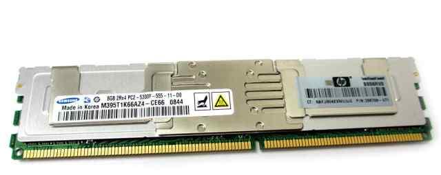 Новая серверная память 2x8Gb 16Gb HP PC2-5300F