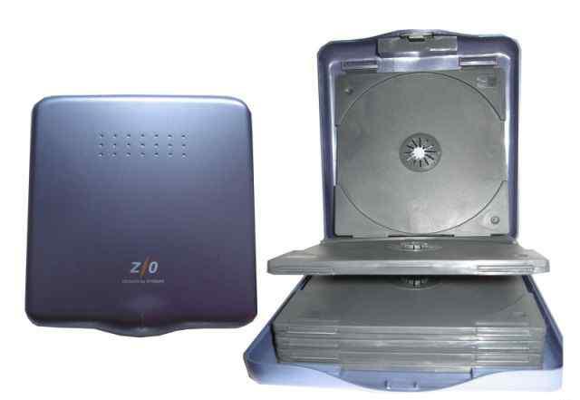 Кейс для CD/DVD дисков