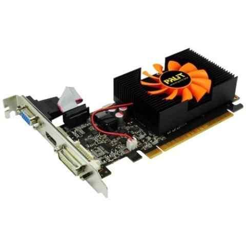 Видеокарта Palit GeForce GT630 2GB 128 bit