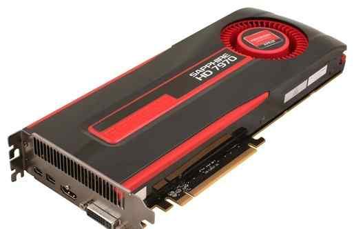AMD Radeon HD 7970 (HD 280Х) в отличном состоянии