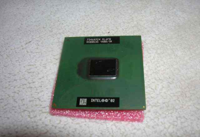 Pentium M 1.4 GHz SL6F8, 1M Cache, 400 MHz FSB