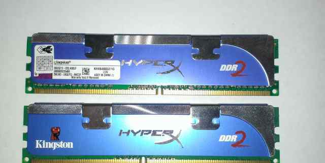 Kingston hyper DDR2 1GB