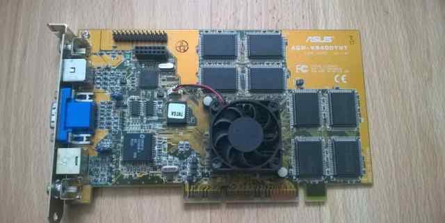 Asus V3400TNT/TV 16MB sgram