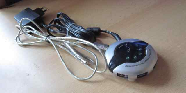 Хаб портов Rovermate Sokar USB2.0 4-порта