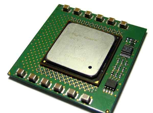 Серверные комплектующие Xeon Supermicro и пр