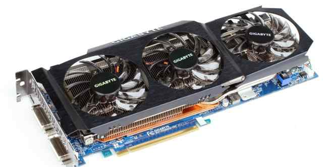 Видеоадаптерnvidia GeForce GTX 580 (1536 мб)