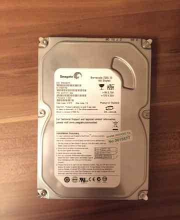 Новый жесткий диск Seagate 160gb IDE 3.5