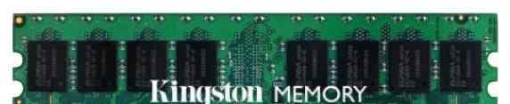 Kingston KVR800D2N6/1G DDR-II dimm PC2-6400 CL6