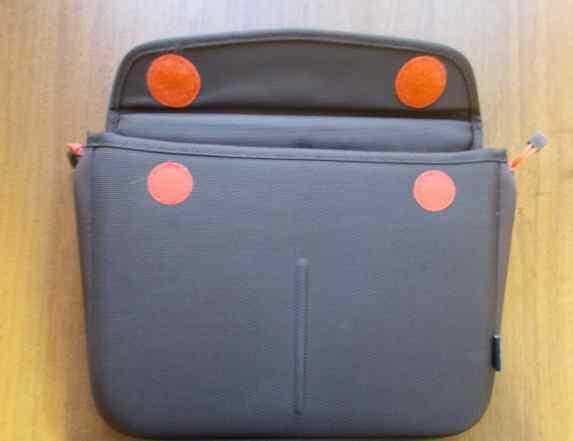 Сумка (чехол) для нетбука/ноутбука жесткий корпус