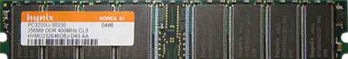 DDR 256Mb