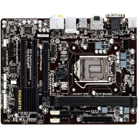 GigaByte GA-H81M-HD3 Socket 1150