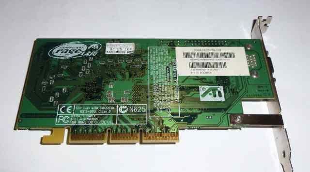Видеокарта Rage 128 Pro GL 16M AGP
