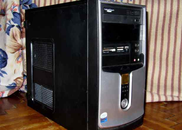 Системный блок Core2 Duo
