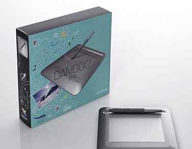 Wacom Bamboo One графический планшет