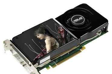 Asus GeForce 8800 GTS