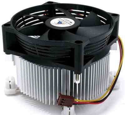 Вентилятор с радиатором
