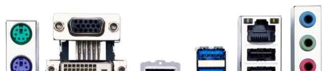 Материнская плата Gigabyte GA-H81N-D2H rev 1.0