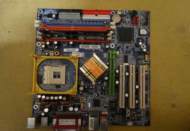 Материнская плата socket478 gigabyte GA-8IPE1000MK