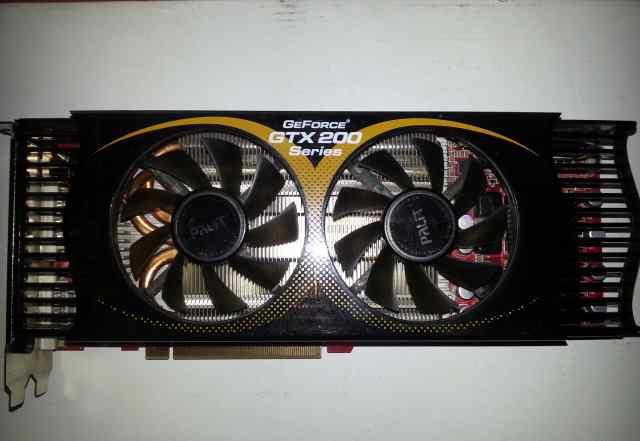 Nvidia Palit Sinic 216 Geforce GTX 260