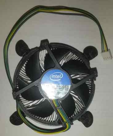 Кулер Intel для процессоров Intel i3 i5 i7 1155