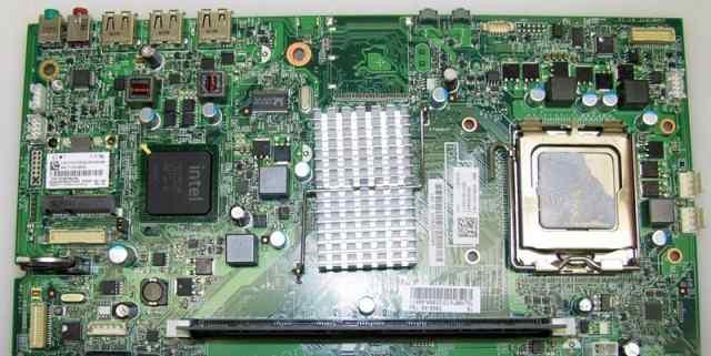 Материнская плата L-IG41S2 для моноблока Lenovo