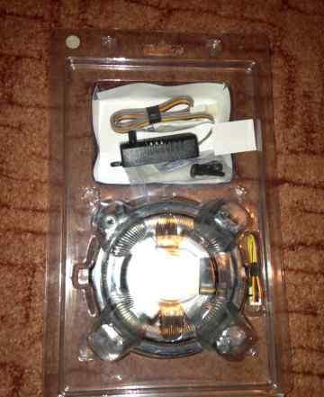 Куллер Ice Hammer IH-3476WV