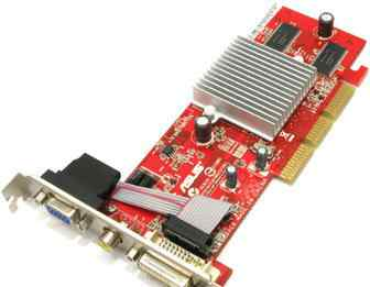 Видеокарта Asus ATI Radeon 9250