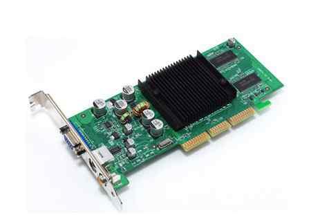 Видеокарта nVidia GeForce4 MX440.64mb, AGP