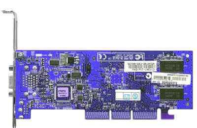 Видеокарта Asus nVidia GeForce4 MX440.64mb, AGP