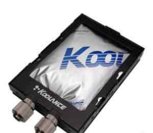 Водоблок для двух HDD Koolance HD-57